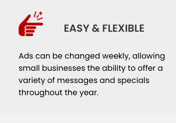 Easy and Flexible