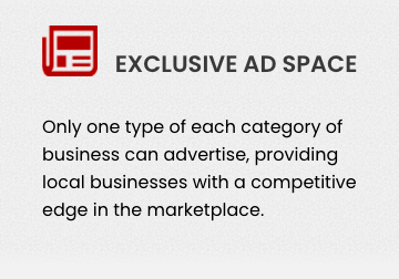Exclusive Ad Space