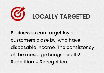 Locally Targeted